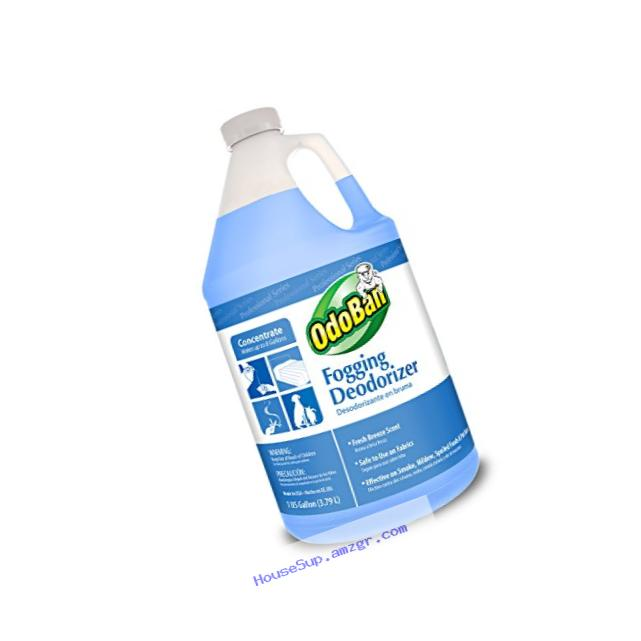 OdoBan 970262-G4 Earth Choice Fogging Deodorizer ,1 Gallon