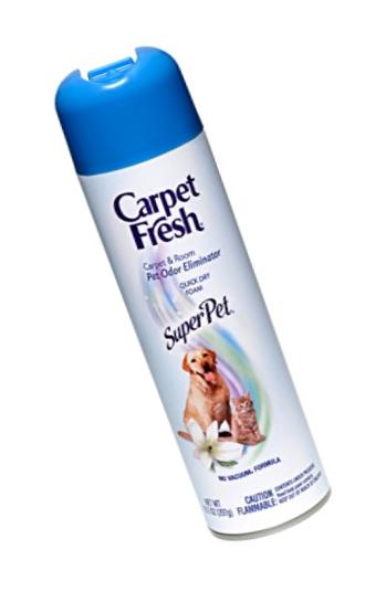 Carpet Fresh 10.5 oz No-Vacuum Super Pet (Pack of 6)