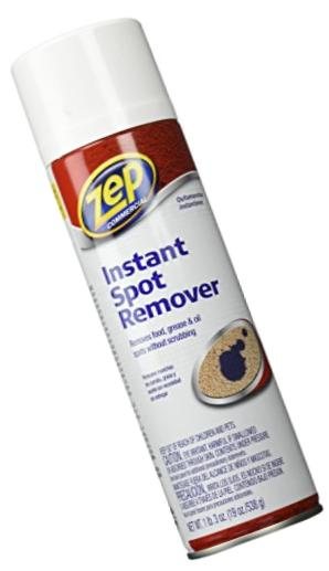 ZEP ZUSPOT19 Instant Spot & Stain Remover, 19 oz