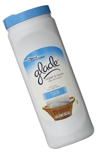 Glade Carpet & Room, Clean Linen, 32-Ounce (Pack of 6)