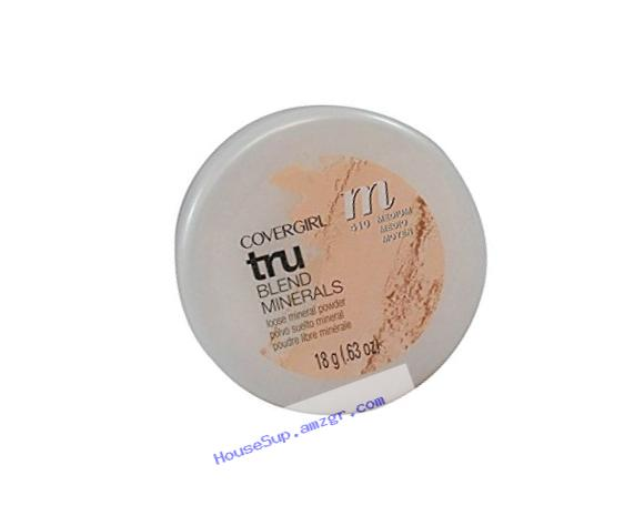 COVERGIRL Trublend Mineral Loose Powder 410, .63 oz