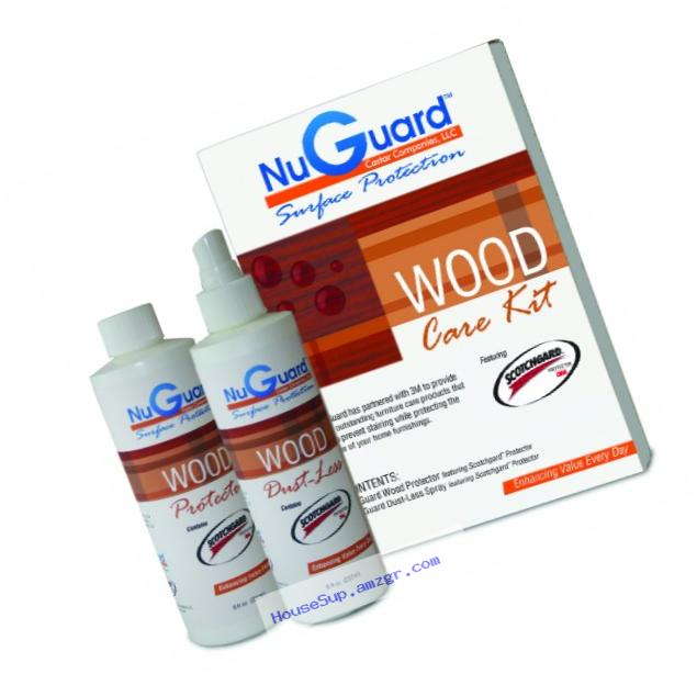 NuGuard Featuring Scotchgard Wood Care Kit
